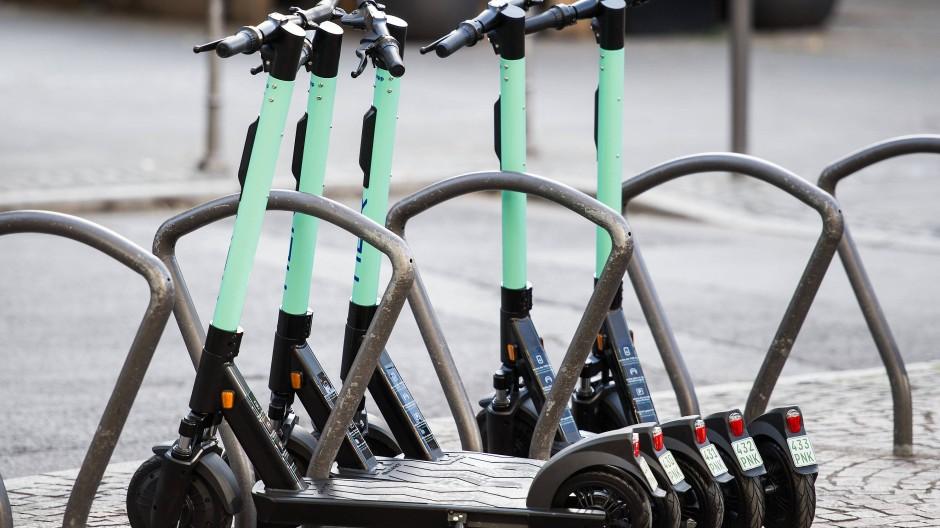 212 Millionen Euro für E-Roller: Der Berliner E-Scooter-Anbieter Tier verzeichnete 2020 eine der größten Finanzspritzen aller deutschen Start-ups