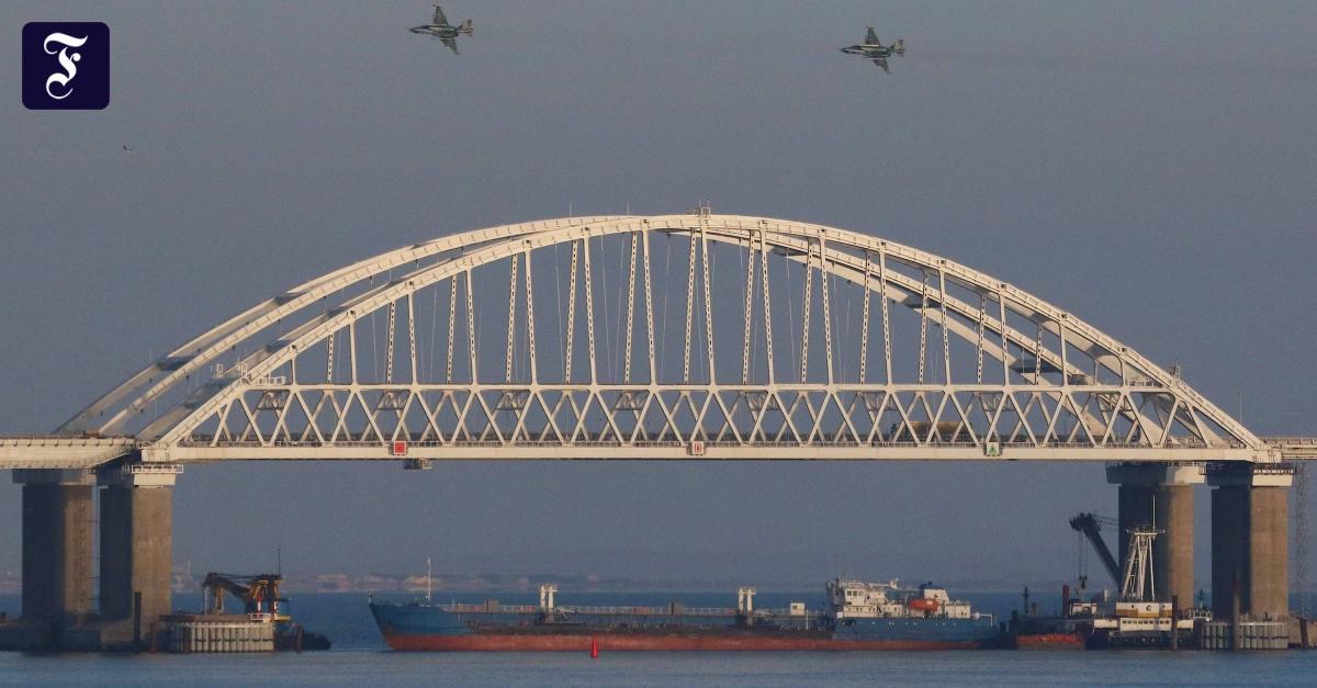 Asowsches Meer: Die Angst vor einem Krieg