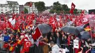 Türkische AKP verzichtet auf weitere Auftritte