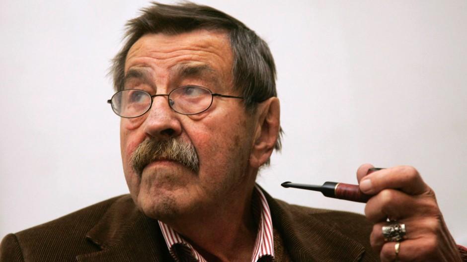 Fühlt sich missverstanden: Nobelpreisträger Günter Grass