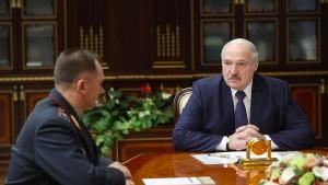 Belarus schließt Grenze zu Litauen, Lettland, Polen und Ukraine