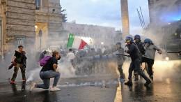 Italien verlangt den 3-G-Nachweis jetzt sogar im Homeoffice