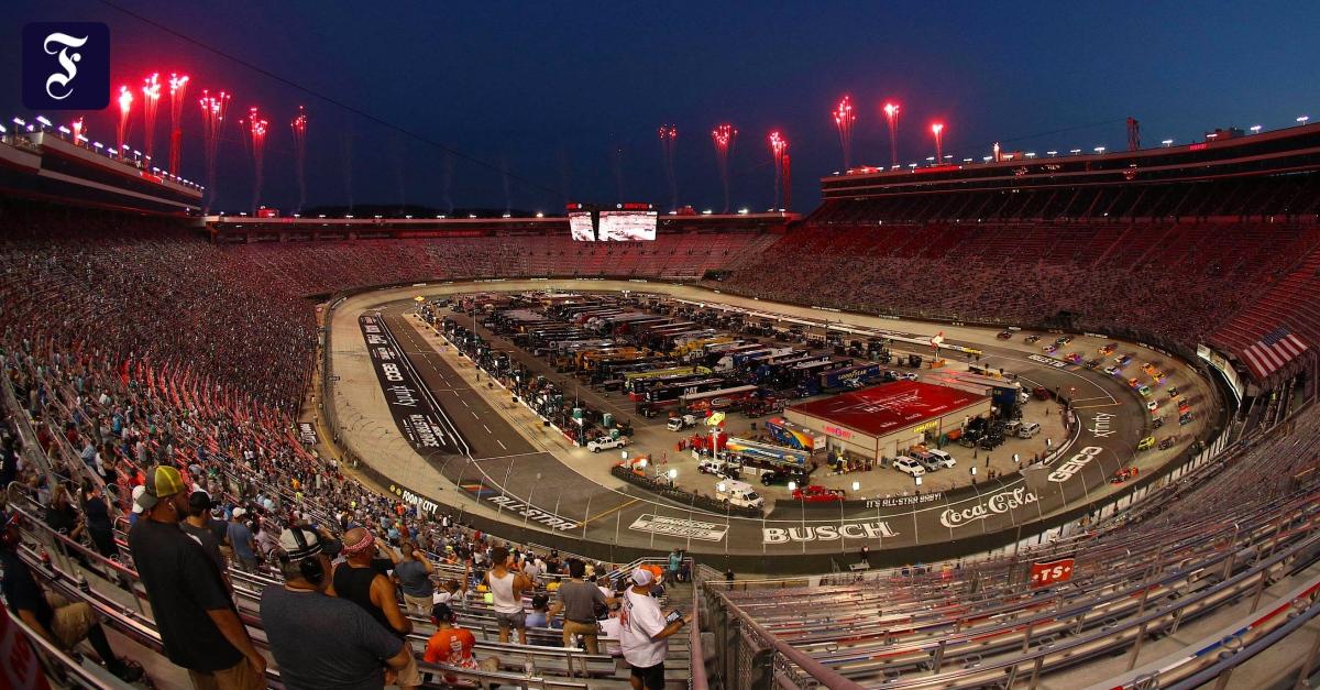 Tennessee: Mehrere tausend Zuschauer bei Nascar-Rennen