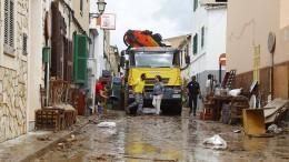 Mindestens zehn Tote sowie Vermisste auf Mallorca
