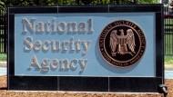 Die Zentrale der National Security Agency (NSA) in Fort Meade im amerikanischen Bundesstaat Maryland.