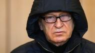 Ehemaliger Geheimagent Mauss vor Gericht
