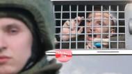 Fast tausend Festnahmen allein in Moskau gemeldet