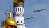 Nato berät über Russlands Nuklearstrategie