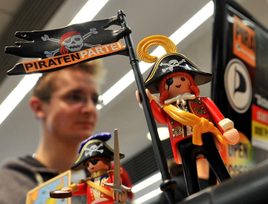 Die Wähler der Piraten? Junge Männer ohne Glauben