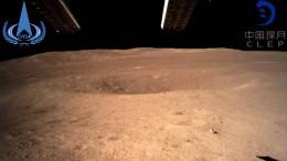 Chinesen landen auf Mond-Rückseite