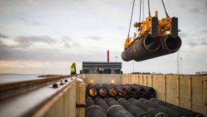 Nord Stream 2 ist ein schlechtes Geschäft für Gasprom
