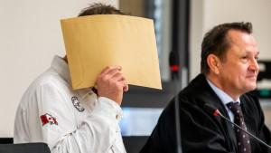Anschlag von Silvester: Täter muss in die Psychiatrie