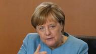 Merkel wirft Erdogan Missbrauch von Interpol vor