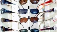 Drei Hersteller beherrschen den deutschen Brillenmarkt.