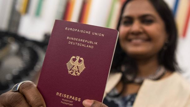 Deutsche und Passdeutsche