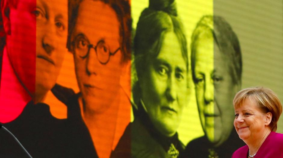 2018: 100 Jahre Frauenwahlrecht