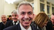 Peter Feldmann darf sich freuen: Die Frankfurter sind mit ihrem Oberbürgermeister zufrieden.
