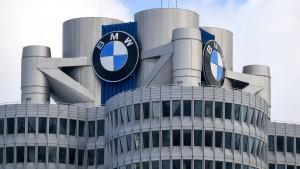 Autohändler boykottieren neue BMW-Verträge
