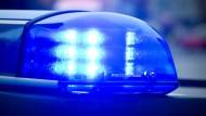 Schwere Platte erdrückt Arbeiter in Bad Salzschlirf