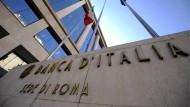 Hauptsitz der italienischen Notenbank ist Rom.