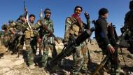 Kurden verkünden Sieg über IS in Sindschar