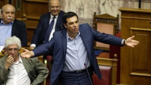 Athen beschließt zweites Reformpaket - diesmal stimmt Varoufakis zu