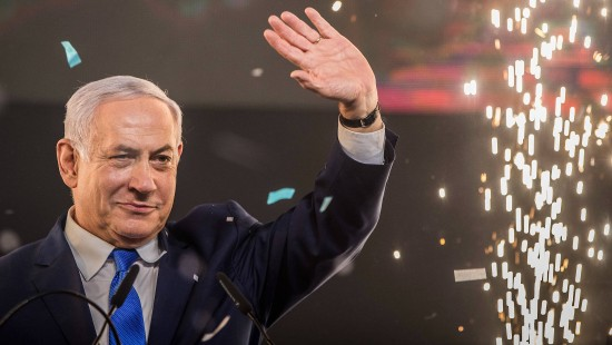 """Fünfte Amtszeit für """"King Bibi"""" möglich"""