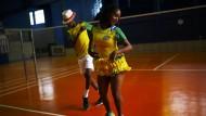 Mit Samba-Rhythmen zum Badminton-Olympioniken