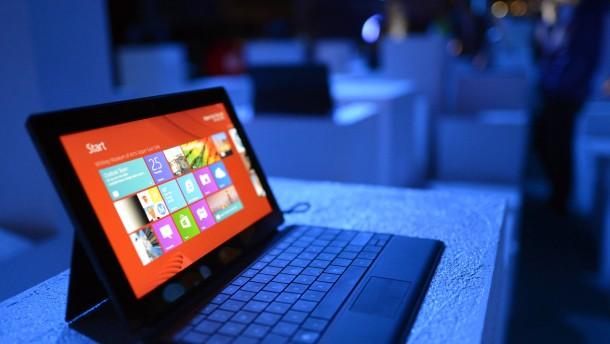 China verbietet Windows 8 auf Behördencomputern
