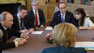 Was Merkel im Ukraine-Konflikt erreichen will