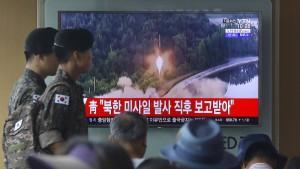 Russland widerspricht Nordkoreas Angaben über Raketentest