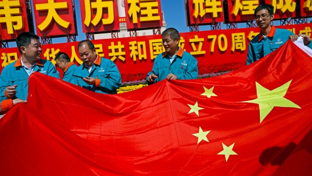Keine Angst vor China!