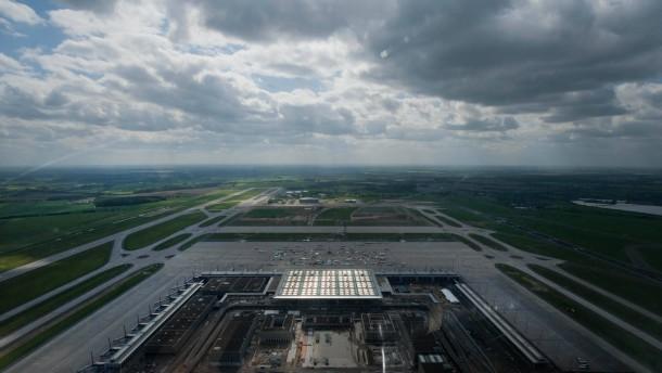 Weiteres Terminal wird erwogen