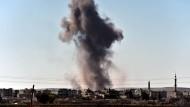 Erdogan erwartet Sieg der IS in Kobane