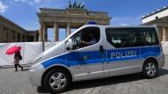 Polizei sieht sich für Kirchentag und Pokalfinale gut aufgestellt