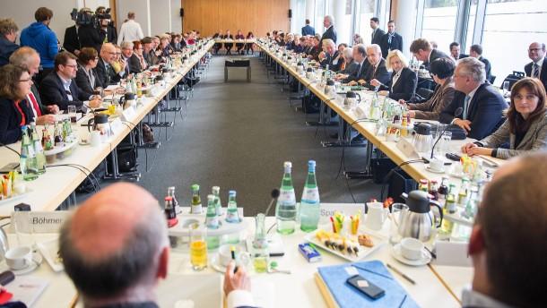 Auch CDU will mit Basis diskutieren
