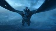 """Die mächtigste Waffe eines Herrschers in """"Game of Thrones"""": Ein Drache, der (mehr oder weniger) auf ihn hört."""