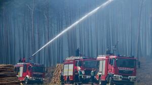 """""""Größter Waldbrand in der Geschichte von Mecklenburg-Vorpommern"""""""
