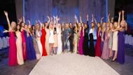 """Heidis 23 Topmodels bei """"Germany's next Topmodel - by Heidi Klum"""""""