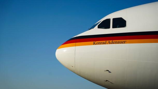 Haushaltsausschuss billigt Kauf neuer Airbus-Maschinen