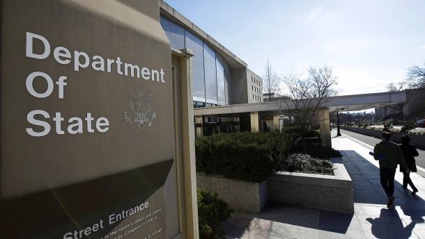 Säuberungen in Amerikas Außenministerium?