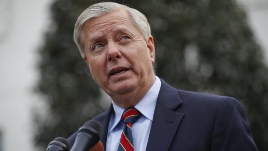 """Graham fordert """"smarten"""" Truppenabzug aus Syrien"""