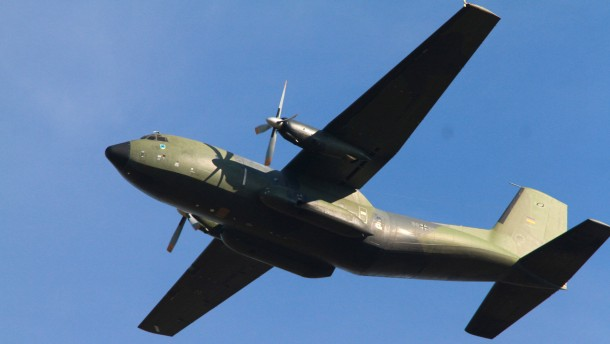 Transall Transportflugzeug