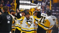 Mission Titelverteidigung geglückt: Die Pittsburgh Penguins gewinnen abermals den Stanley Cup.