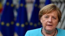 Merkel kann Idee von EU-Russland-Gipfel nicht durchsetzen