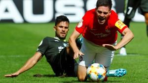 Große Enttäuschung in Mainz und Augsburg
