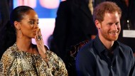 Prinz Harry trifft Rihanna