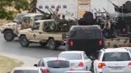 Tote bei Zusammenstößen in Libyen