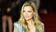 """Michelle Pfeiffer bei der Premiere des Film """"Mord im Orient-Express"""" 2017 in London"""