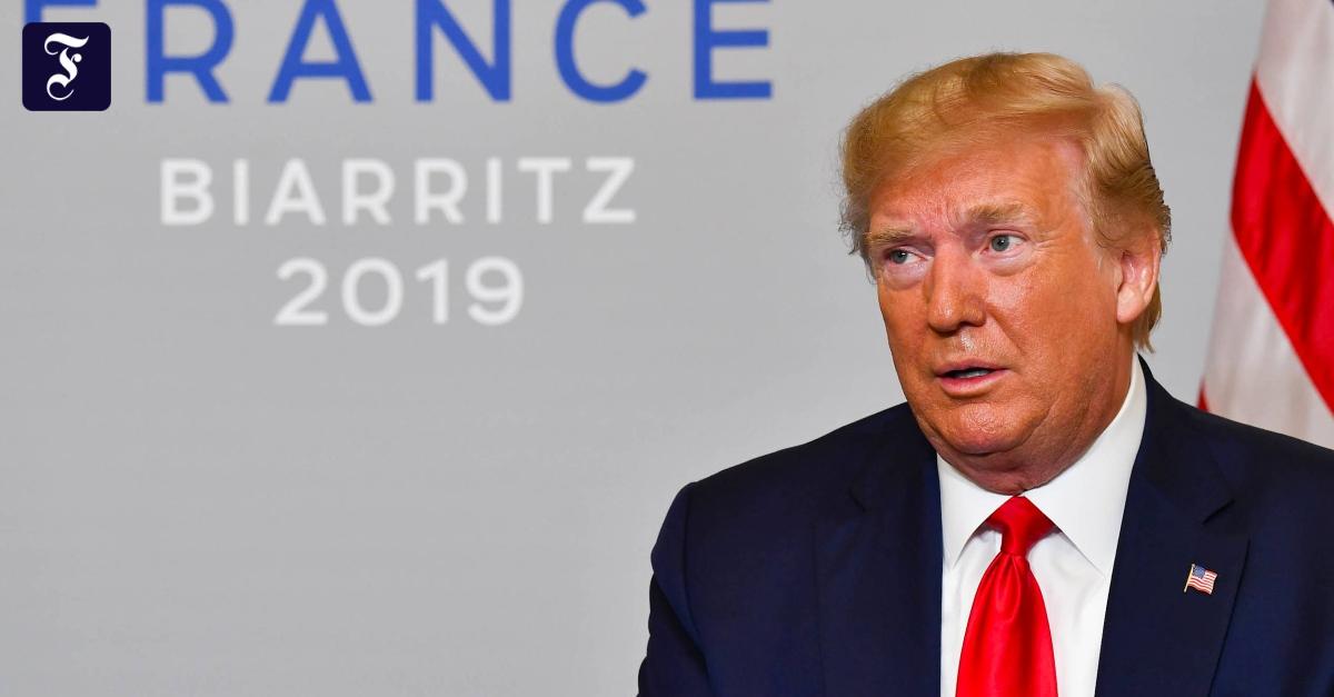 Trump-Macron-hat-Zarifs-Besuch-des-G-7-Gipfels-mit-mir-abgesprochen